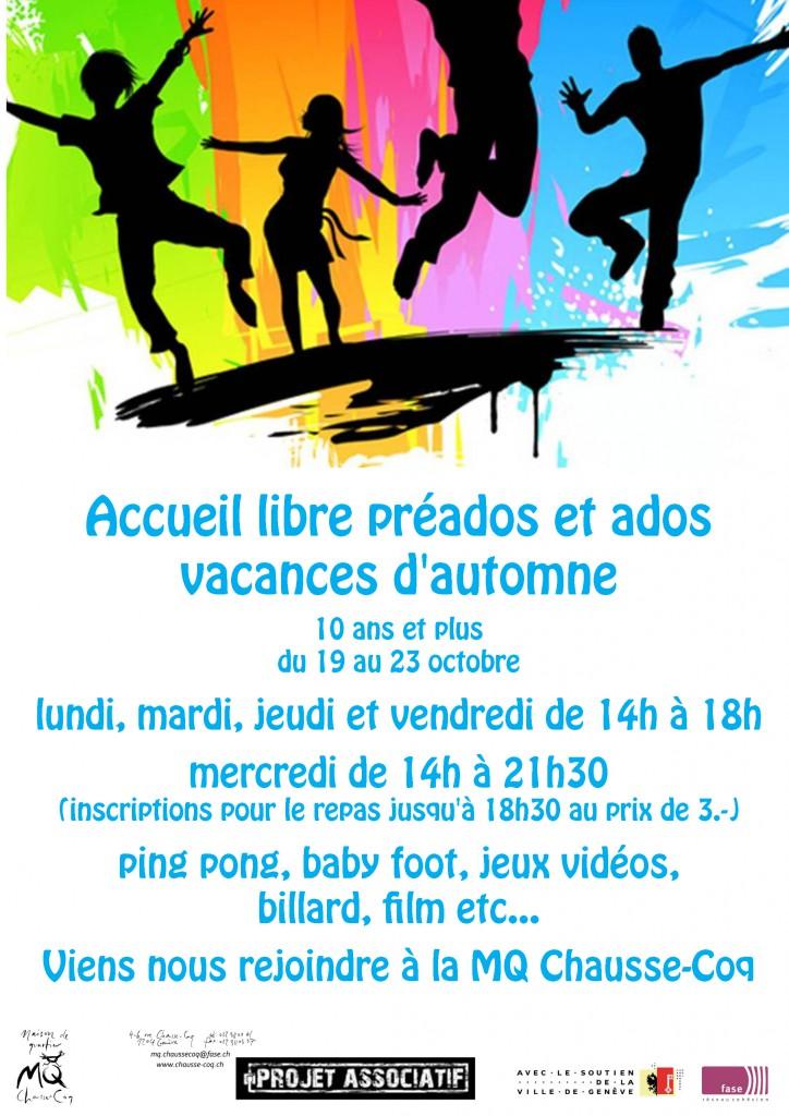 flyer préados automne 2015 copier
