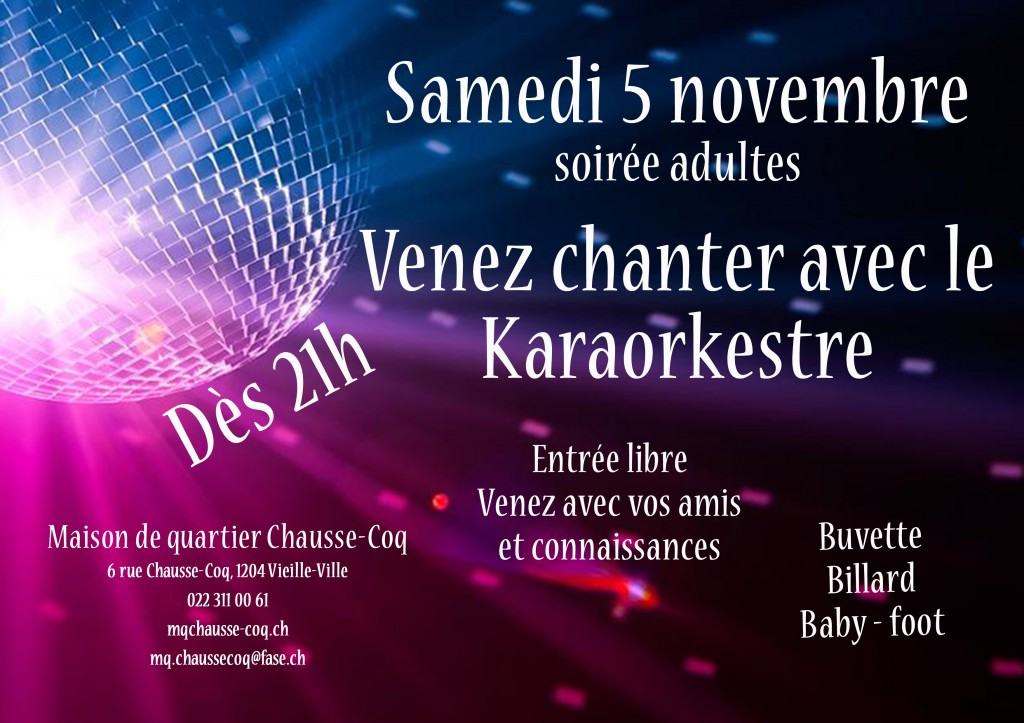karaorchestre 2016-2