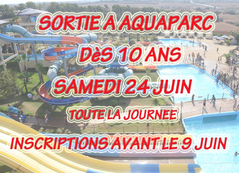 Promo aquaparc